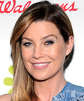 Ellen Pompeo-Matin-Cancer luncheon-makeup
