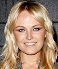Malin Akerman-makeup-Haute and Bothered