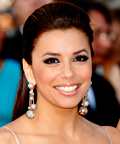 Eva Longoria Parker-lashes- Cannes-On Tour
