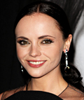 Christina Ricci-MoMA-makeup-Francelle