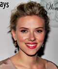 Scarlett Johansson-lipstick-Theater World Awards-makeup