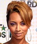 Keri Hilson-BET Awards-eye shadow-makeup