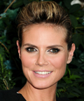 Heidi Klum-hair-Project Runway season 8