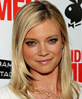 Amy Smart-Middle Men-makeup