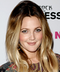 Drew Barrymore-Nylon-blush