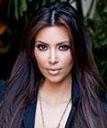 Kim Kardashian-hair