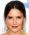 Sophia Bush-PETA-makeup