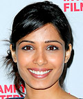 Freida Pinto-eye shadow-Miral-Hamptons