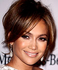 Jennifer Lopez-eyebrows-Hope Ball