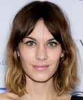 Alexa Chung - Love and Other Drugs - bangs