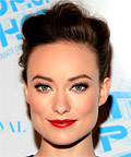 Olivia Wilde - stars who care - red lipstick