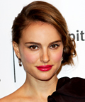 Natalie Portman - lipstick - Gotham Independent Film Awards