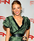 Blake Lively - nail polish - Footwear News