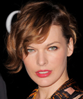 Milla Jovovich - lipstick - Biutiful