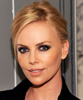 Charlize Theron - smoky eyes - Fashion's Night Out