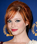 Christina Hendricks - Rosy Cheeks - Directors Guild