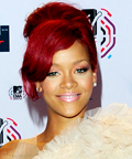 Rihanna - European Music Awards - Frosty Lipstick
