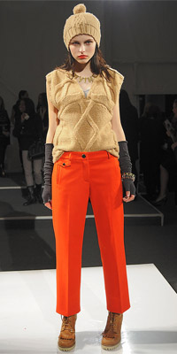 Tory Burch Fall 2010 Runway
