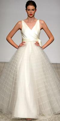 Amsale Fall 2010 Bridal