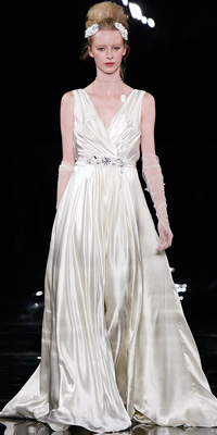 Jenny Packham Fall 2010 Bridal