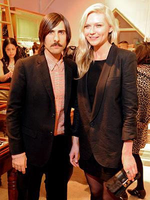 Kirsten Dunst and Jason Schwartzman