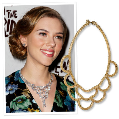 Nicole Chavez Names 10 Things Every Woman Must Own - A Statement Necklace
