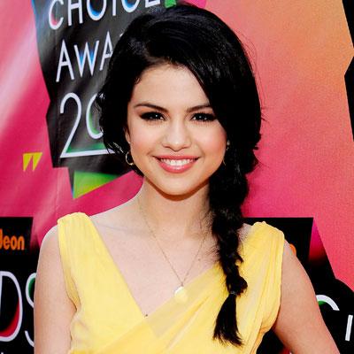 Selena on Selena Gomez