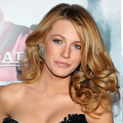 Blake Lively Hair Products on Get Hollywood Hair