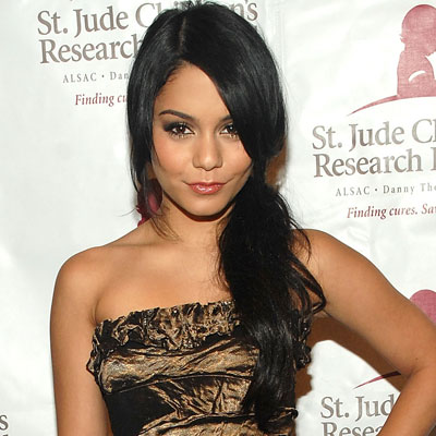 Modern Prom Hairstyles to Try Now. Vanessa Hudgens's Side Ponytail