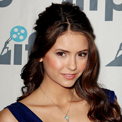 Nina Dobrev-peach blush-Amy Nadeen-Independent Filmmaker Project Spring Gala