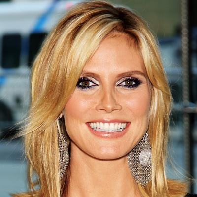 Heidi Klum Grow Out Your Cut Gracefully   Short Hairstyle 2013 - photo #18