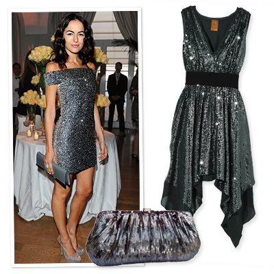 Sequins - Chic & Easy Looks for Hot Summer Nights - Summer Fashion 2010 - Fashion - InStyle from instyle.com