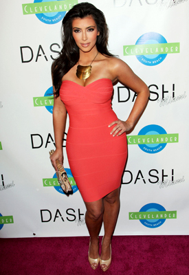 Kim Kardashian's Tips for Dressing a Curvy Body - Love Your Curves!