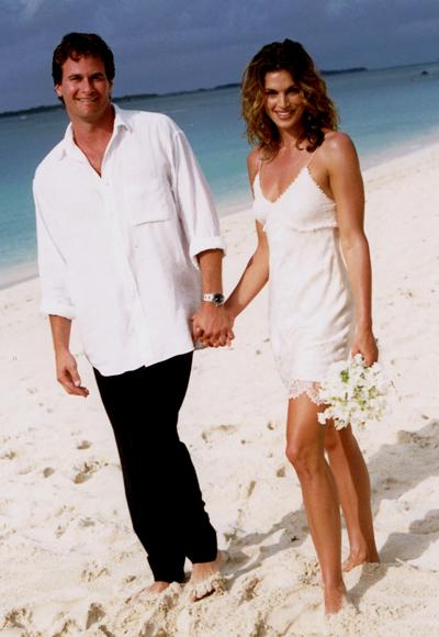 cindy crawford the best celebrity wedding dresses of all With cindy crawford wedding dress