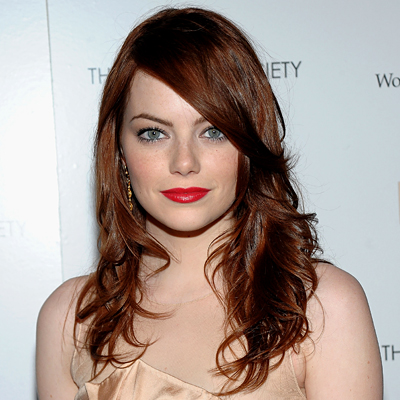 Auburn Hair Color Pictures on Top 10 Haircuts And Colors Right Now