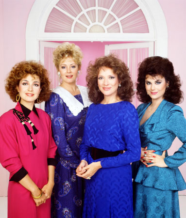 Designing women from the tube to your office how tv for What does delta burke look like now