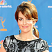 Tina Fey - Lace Dress - Oscar de la Renta - 2010 Emmy Awards - Hollywood, California