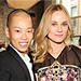 Jason Wu and Diane Kruger - Jason Wu Spring 2011 show - New York Fashion Week