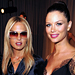 Georgina Chapman  and Rachel Zoe 