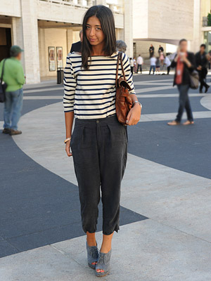 Beyond the Runways: Stripes