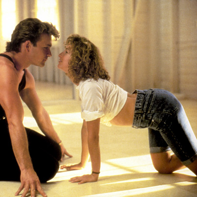 Jennifer Grey in Dirty Dancing, 1987