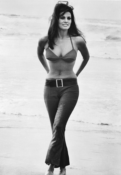 Raquel Welch in The Biggest Bundle of Them All, 1968