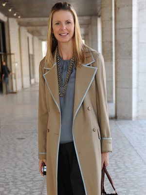 Beyond the Runways: Trench Coats