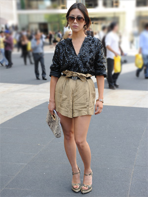 Beyond the Runways: Shorts