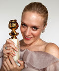 Golden Globes Backstage Portraits - Chloe Sevigny