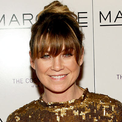 Hair With Bangs 2011. Ellen Pompeo - angs - The