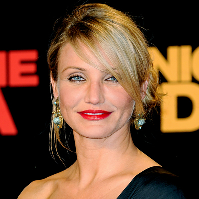 cameron diaz hair holiday. house cameron diaz hair 2011.