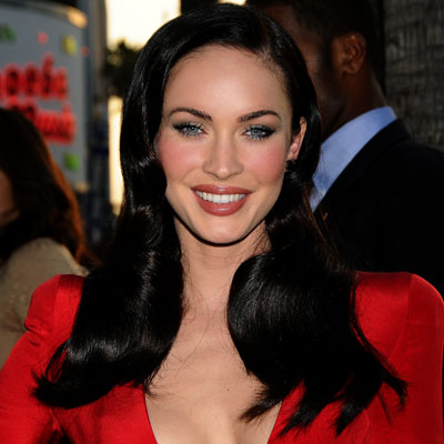 megan fox hair extensions. Megan Fox-Hair-Renato