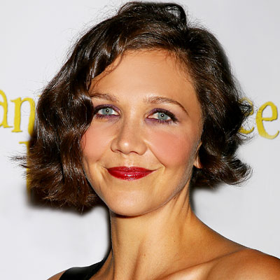 Maggie Gyllenhaal-hair-Nanny McPhee Returns