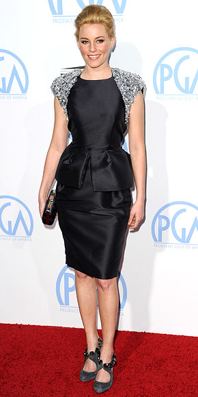 Elizabeth Banks in Sportmax